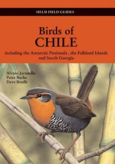 Free birds of Chile Field Guide