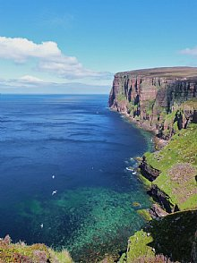 Orkney in High Summer - July